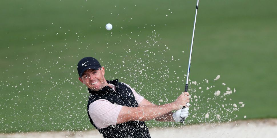 Rory McIlroy sets the pace wit...