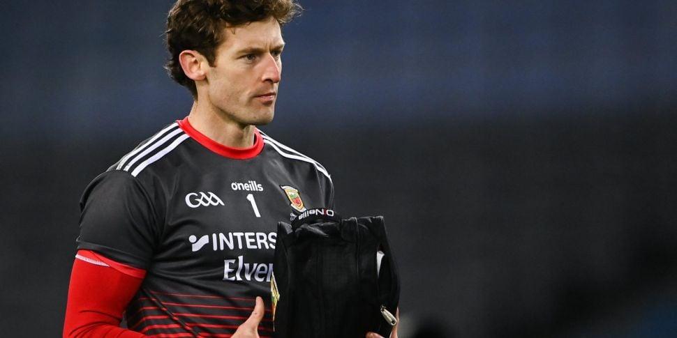 Mayo goalkeeper announces reti...