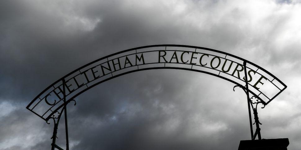 Cheltenham organisers resigned...
