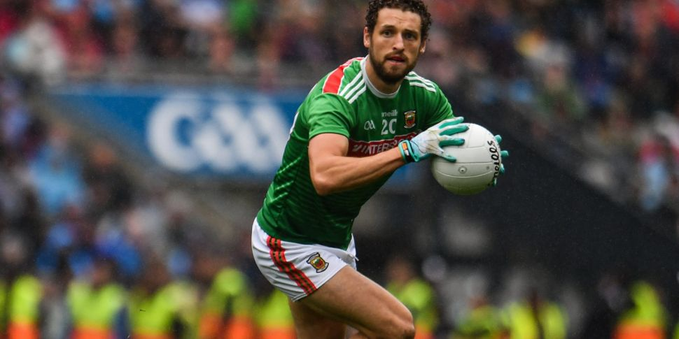 Parsons the latest Mayo player...