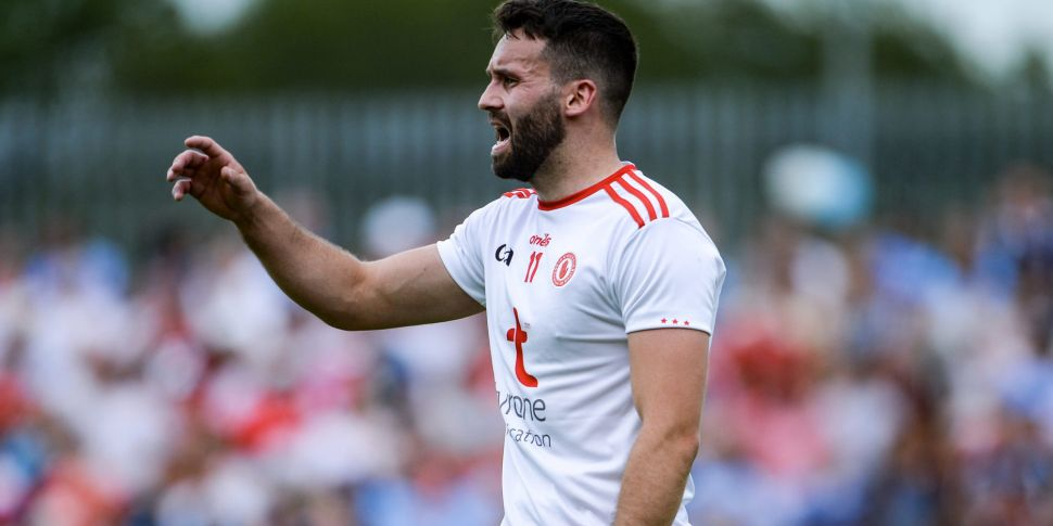 Tyrone's Kyle Coney the latest...