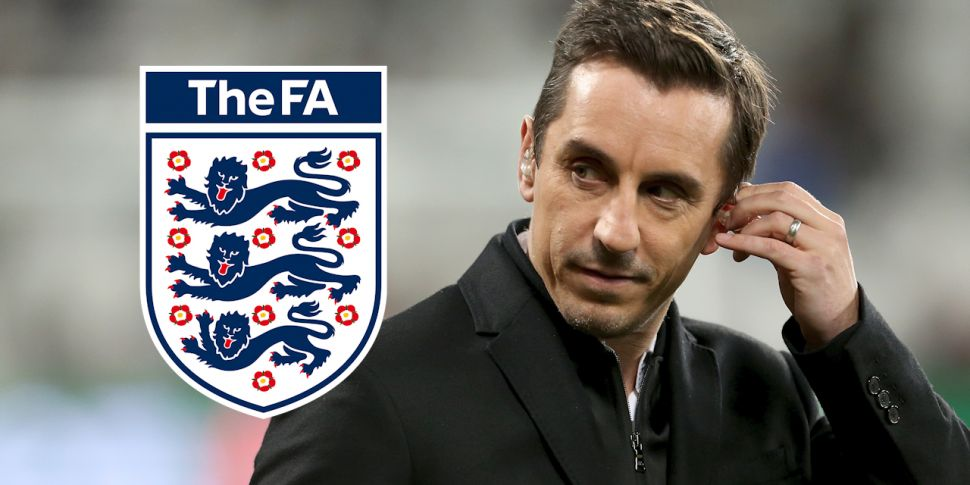 Gary Neville hits out at 'hypo...