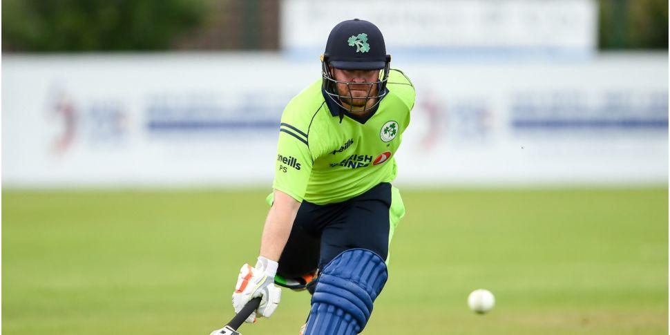 Ireland's ODI against UAE post...