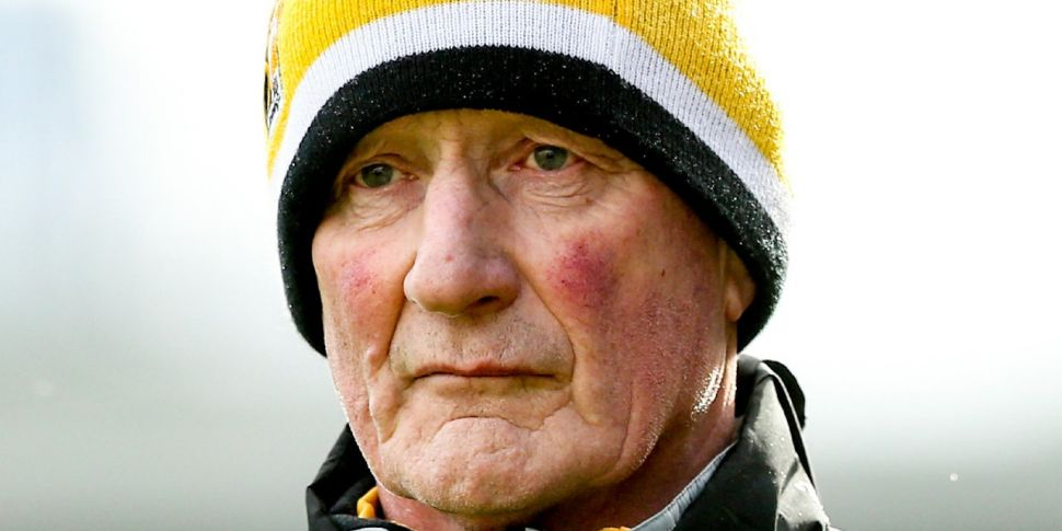 Brian Cody to take charge of K...