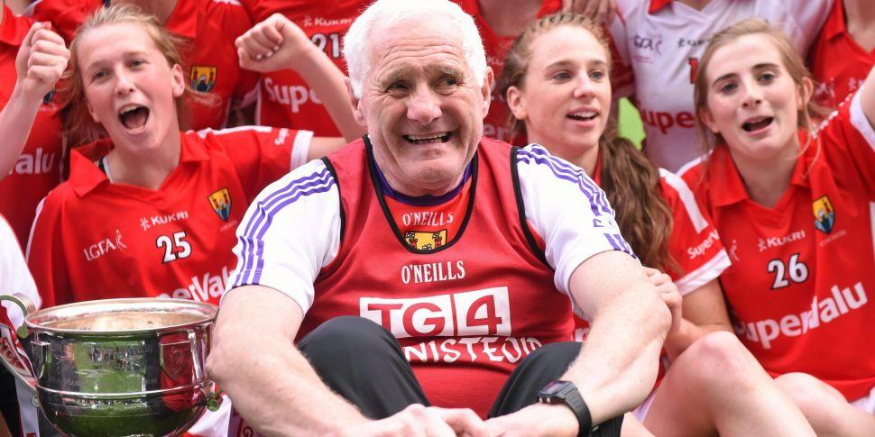 Legendary Cork manager Eamonn...