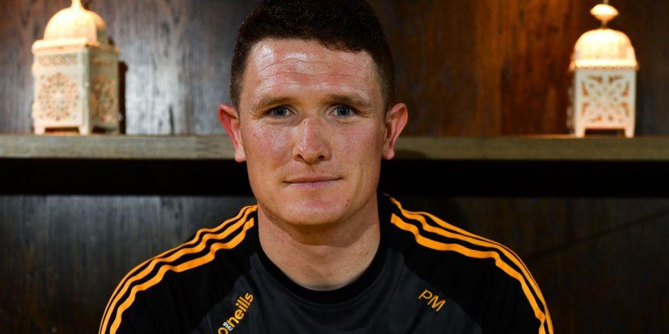 Kilkenny's Paul Murphy retires...