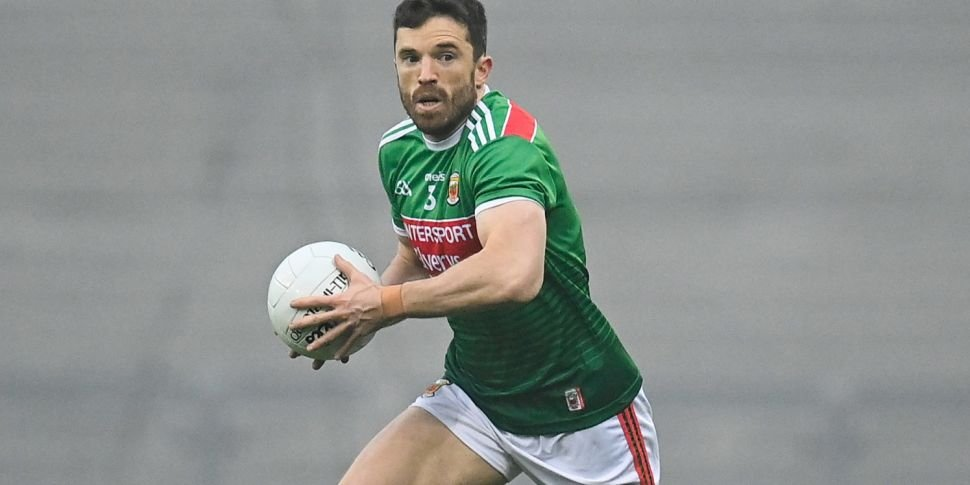 Chris Barrett the latest Mayo...