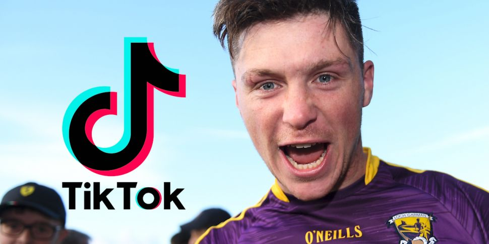 Wexford's Conor McDonald is us...