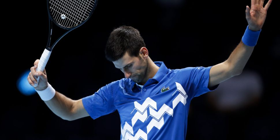 Djokovic says his Australian O...