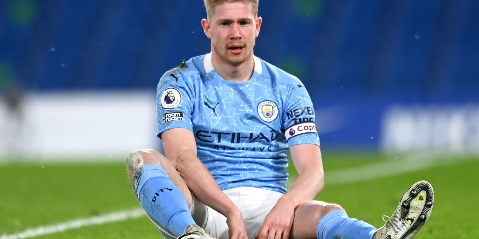 City's title ambitions dented...