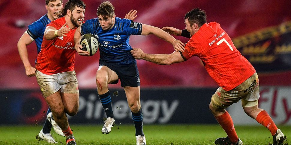 WATCH: Leinster come back to b...