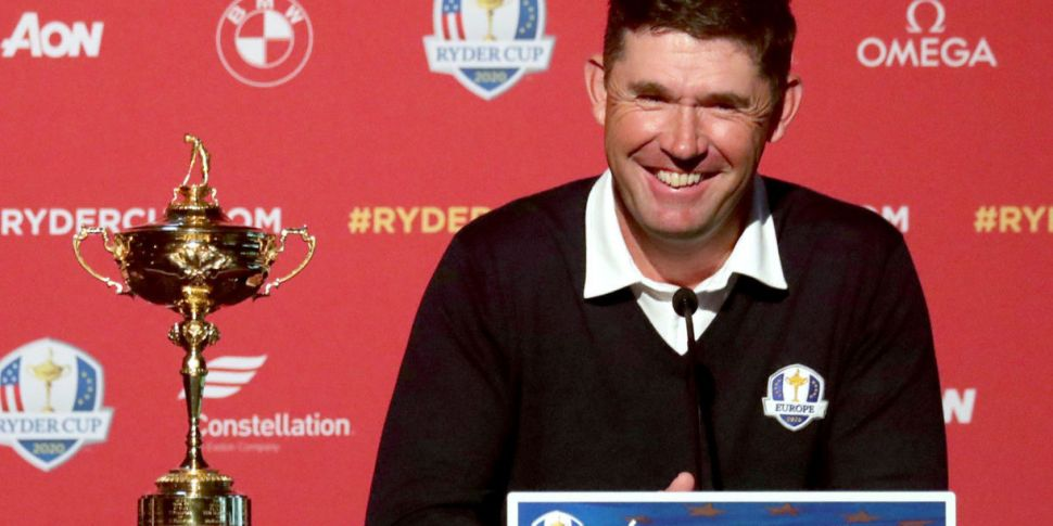 Harrington hopeful of party at...