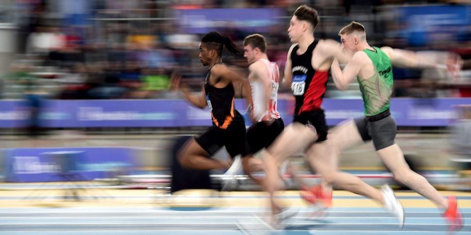 Athletics Ireland forced to ca...