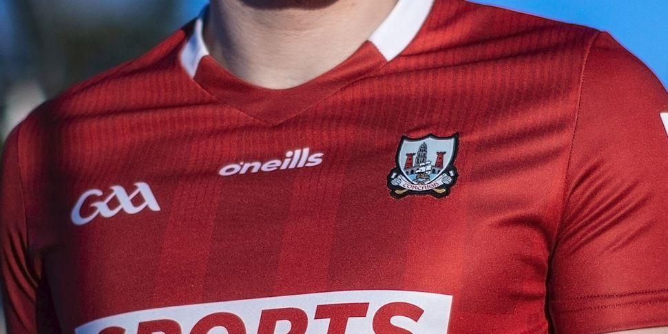 Cork GAA release new jersey wi...