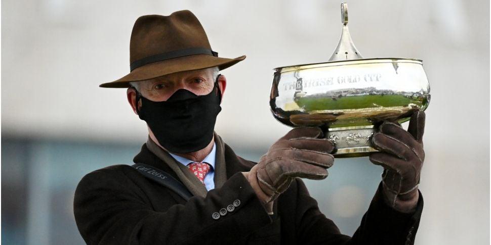 Irish Gold Cup glory for Mulli...