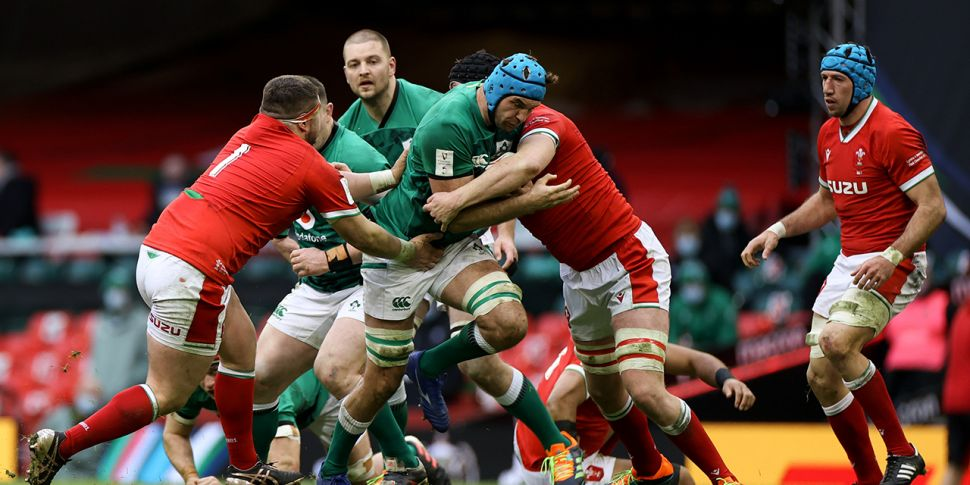 PLAYER RATINGS: 14-man Ireland...