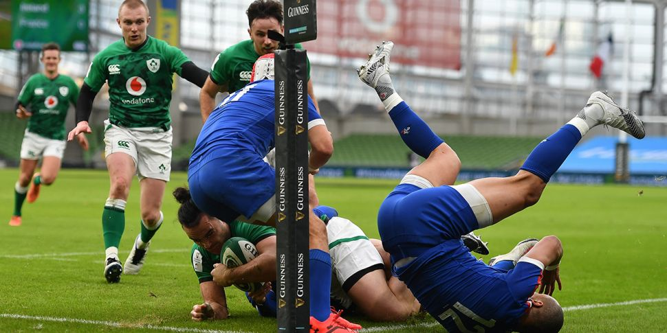 PLAYER RATINGS: Ireland lose k...