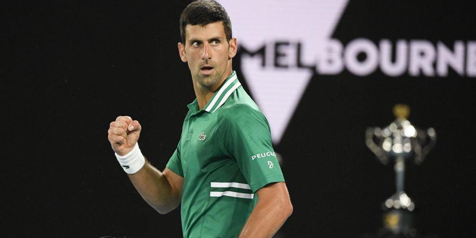 Djokovic has Russian qualifier...
