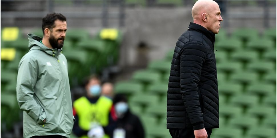 Ireland squad to reassemble wi...