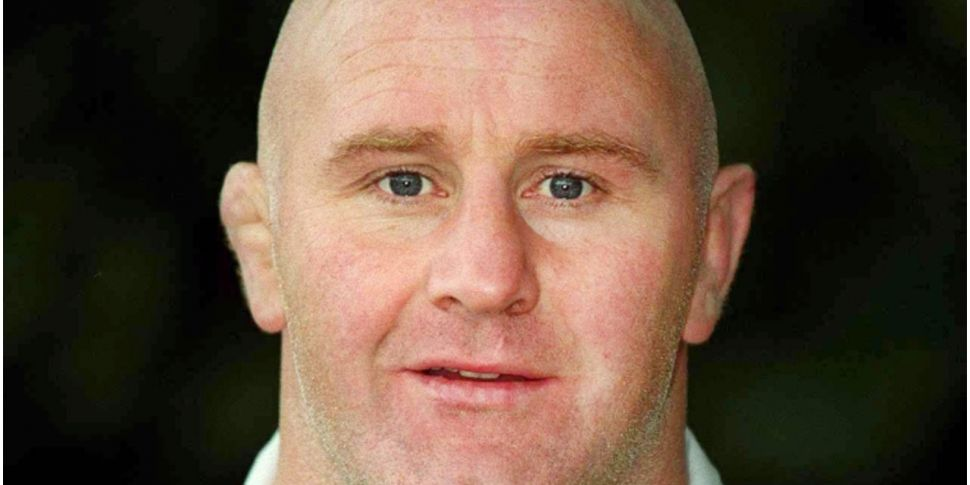 Former Irish rugby internation...