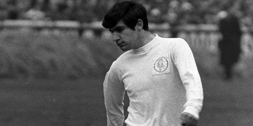 Leeds United legend Peter Lori...