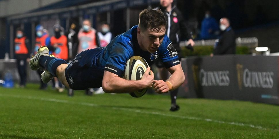 Leinster turn towards Ulster t...
