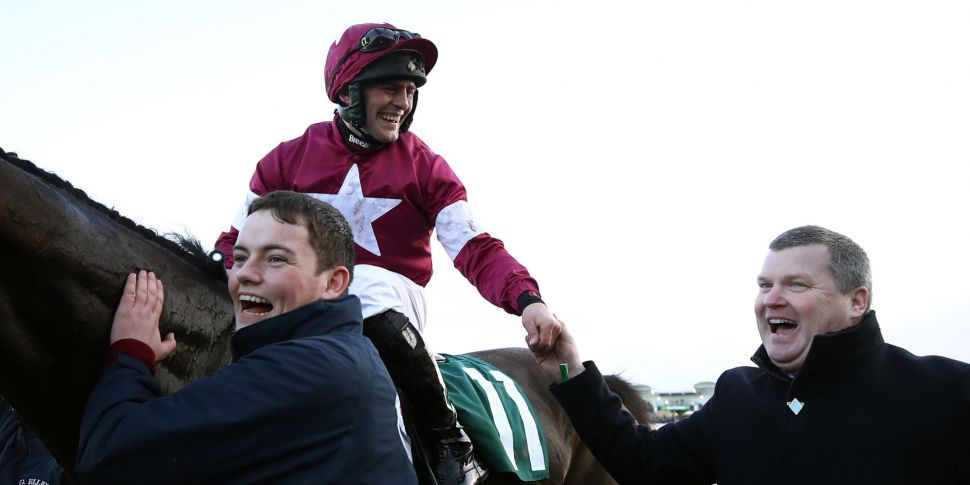 Amateur jockey Rob James to fa...