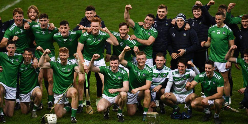 John Duggan: Limerick hurling...