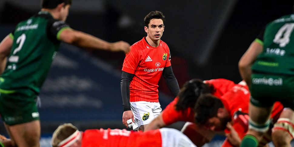 Carbery gets first start in ov...