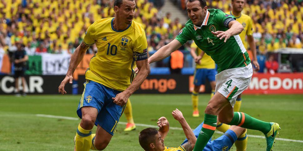 Ibrahimovic returns to Sweden...