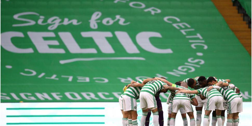 Celtic won't give Rangers a Gu...