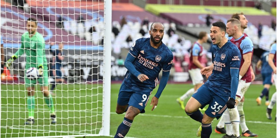 WATCH: Arsenal comeback sees t...