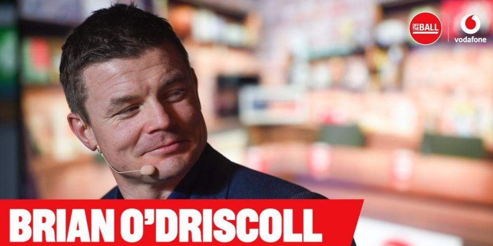 LIVE | Brian O'Driscoll | Muns...