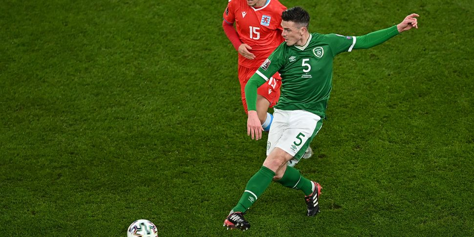 'Ireland were almost like slee...