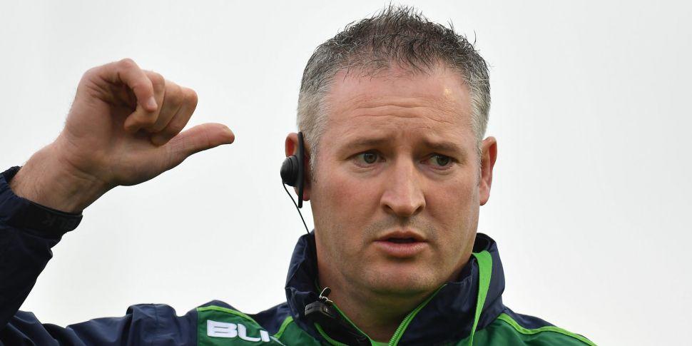 Connacht hit by fresh coaching...