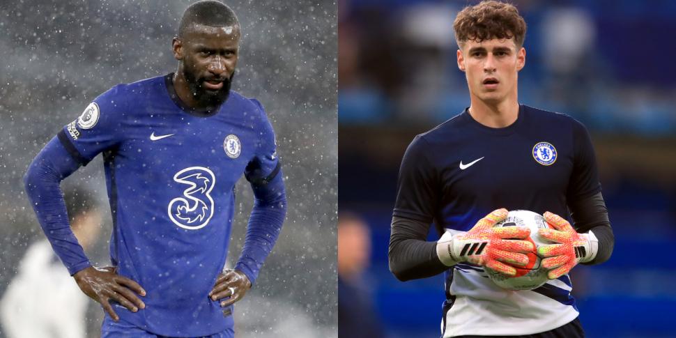 REPORTS: Chelsea training grou...