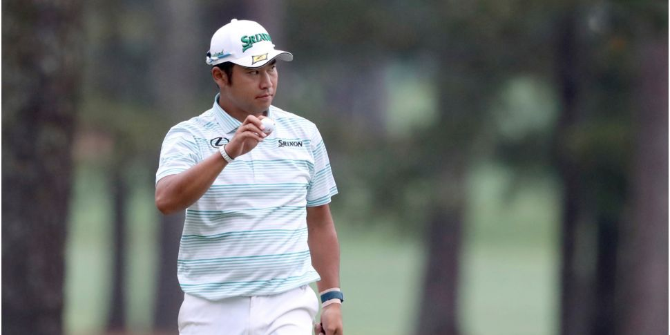 Matsuyama on the brink of Mast...