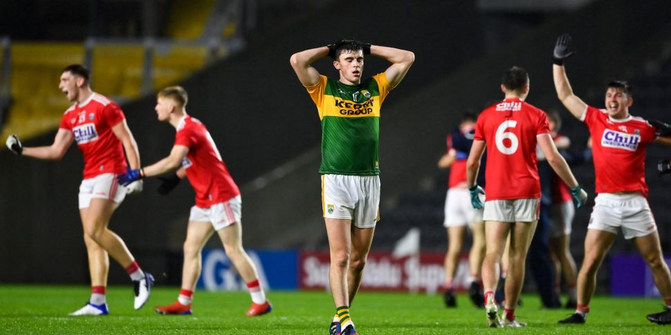 Cork and Kerry kept apart in M...