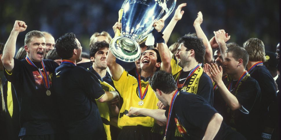 Two former Champions League wi...