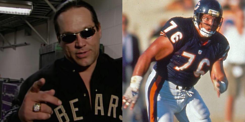 Ex-Chicago Bear & WCW supersta...