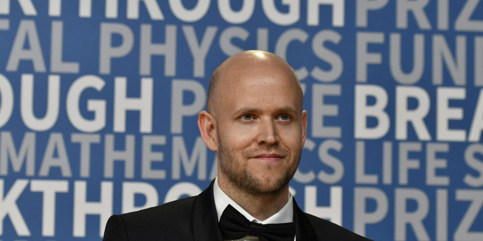 Spotify founder Ek doubles dow...
