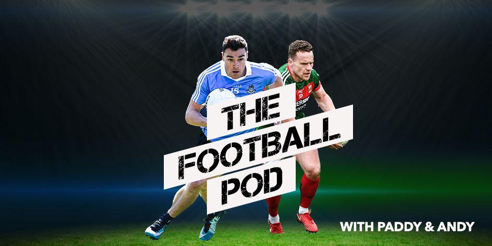 COMING SOON: The Football Pod...