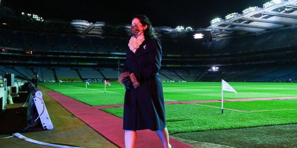 Minister Catherine Martin hope...