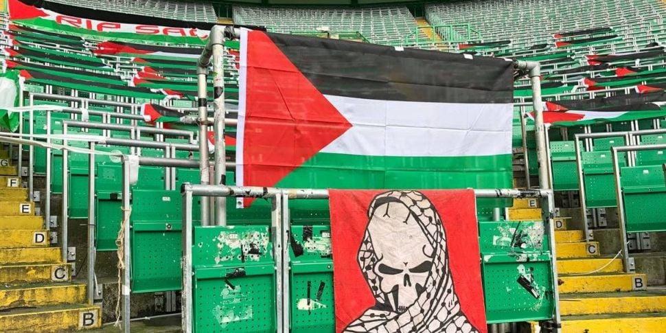 Celtic order removal of fans'...