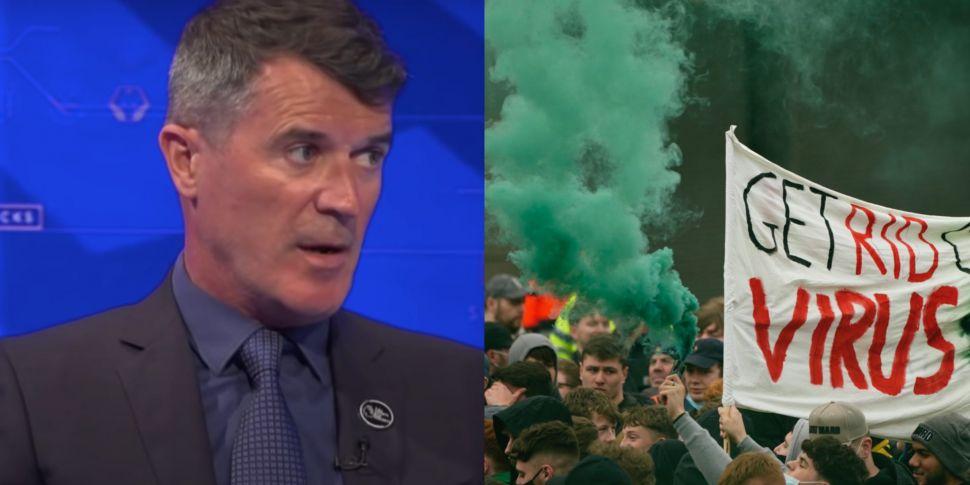WATCH: Roy Keane warns United...