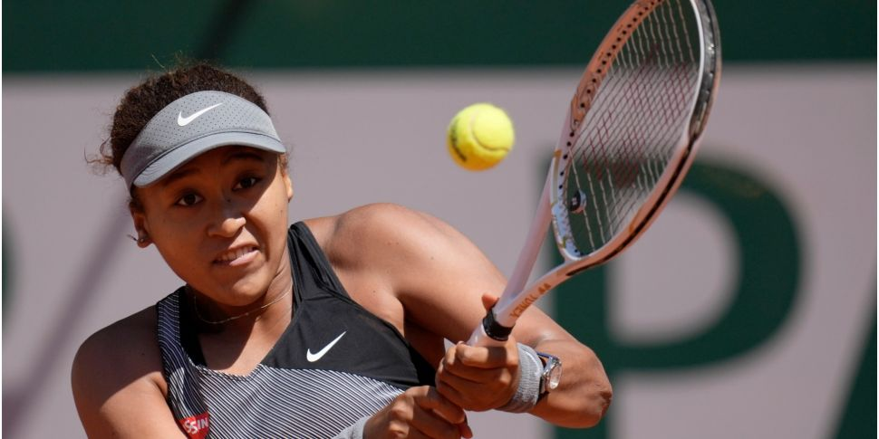Osaka fined and faces possible...