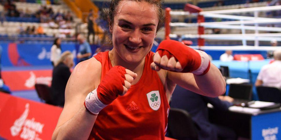Kellie Harrington must beat pr...