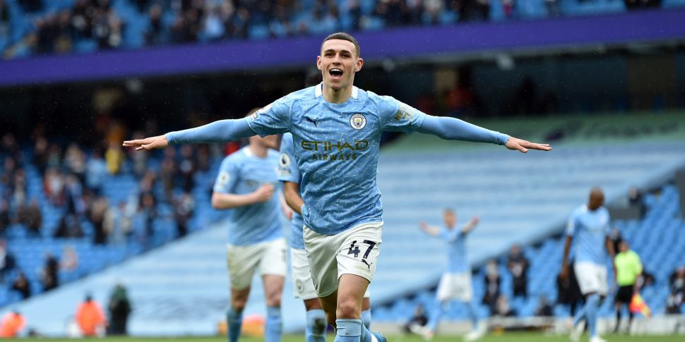 Phil Foden reportedly Europe's...