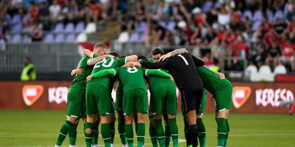 WATCH: Hungary fans boo Irelan...