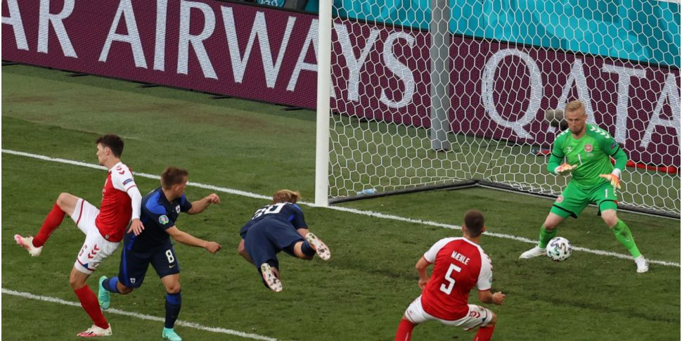 Finland beat Denmark in game o...